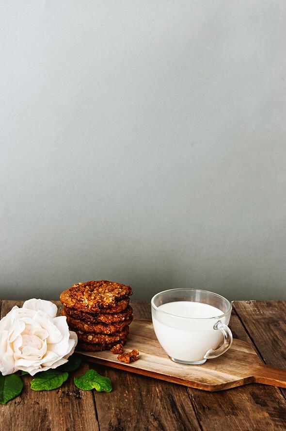 como hacer galletas anzac australiano