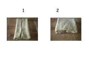 como hacer panecillo de queso tierno