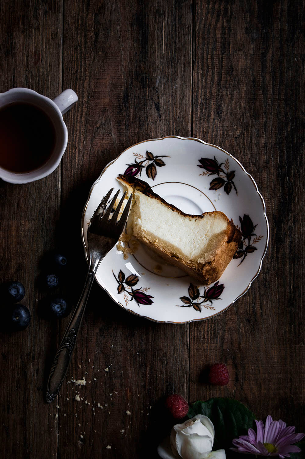 tarta de que queso