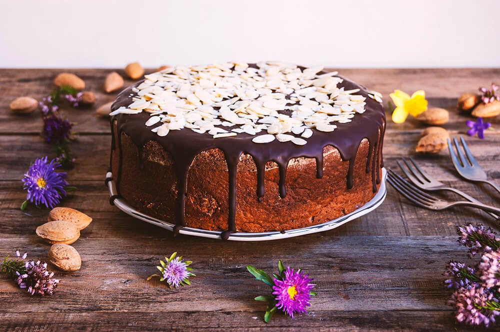 como hacer tarta de zanahoria con chocolate