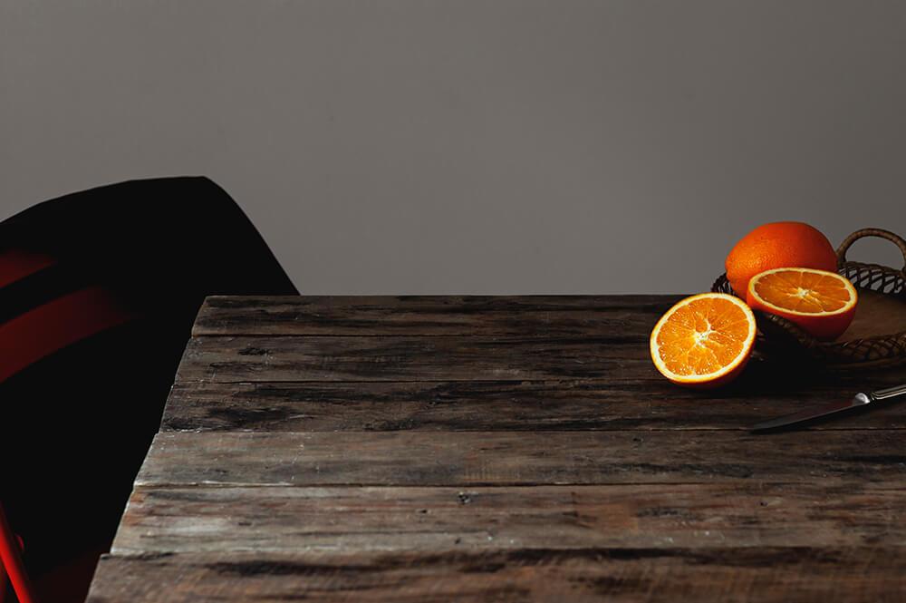 fotografia de naranjas