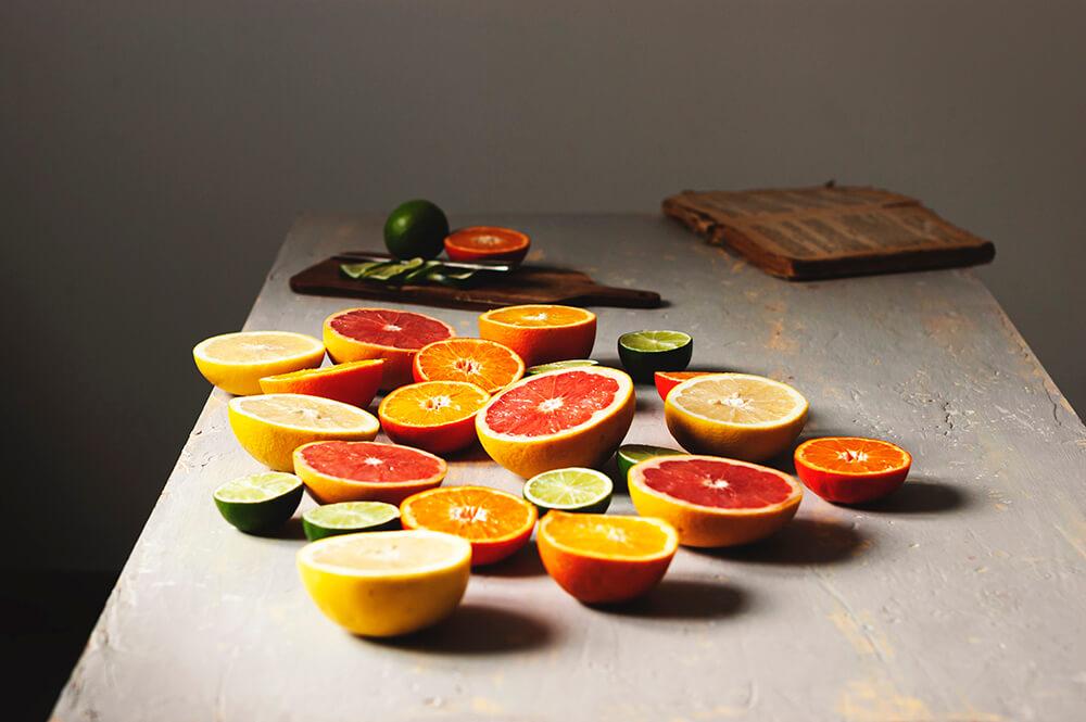 fotografia citricos espanoles