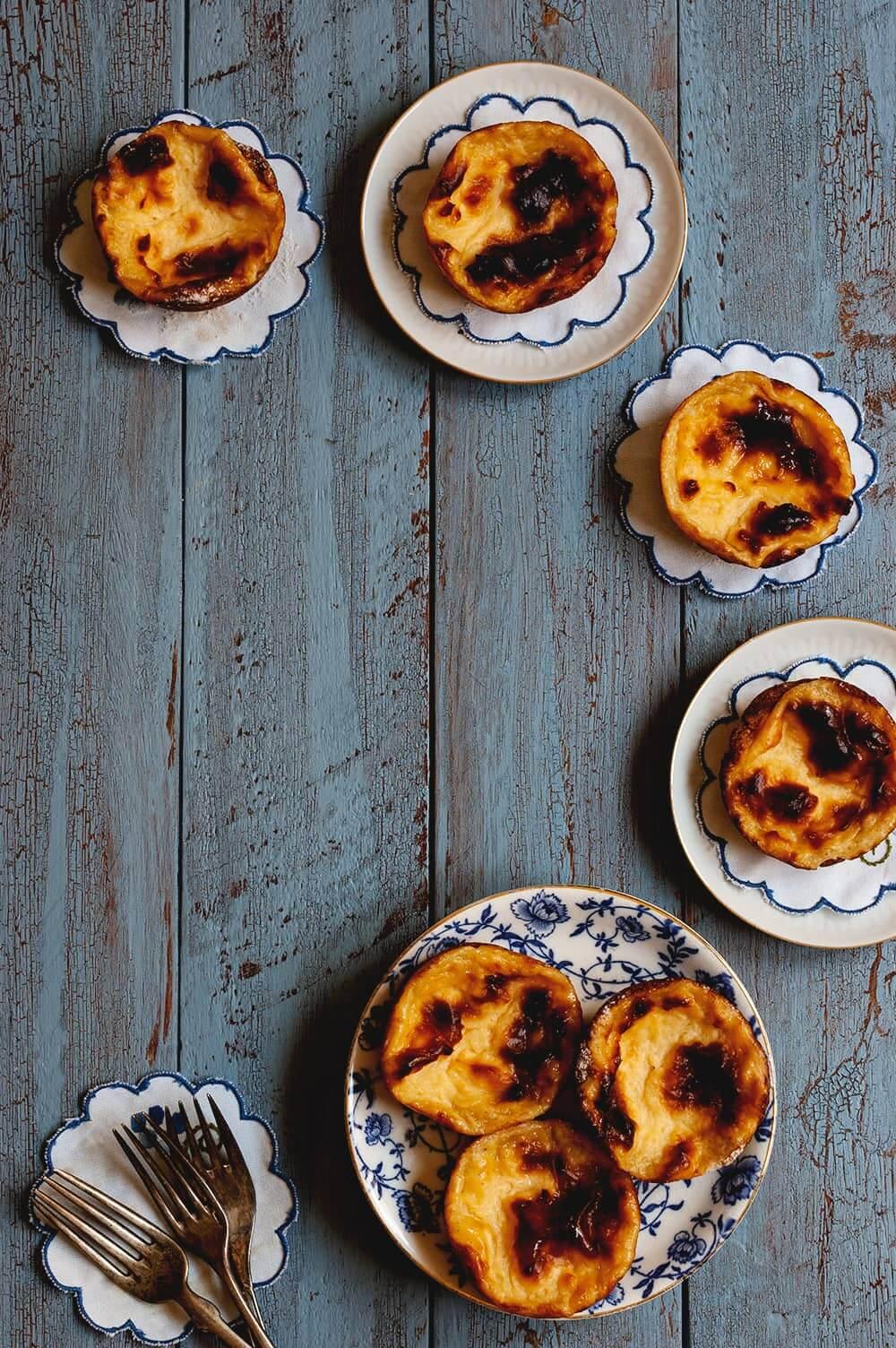 Como hacer Pastéis de Belém